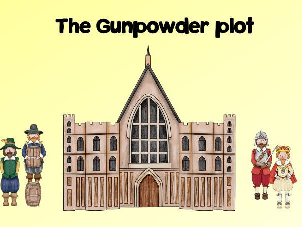 Gunpowder Plot Powerpoint