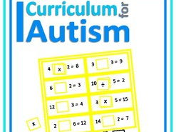 Missing Symbols Multiply & Divide task boards, Autism, SEND