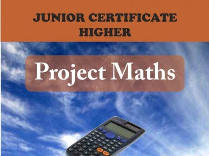 Junior Certificate Higher Level Maths Exam Paper Solutions Book (Republic of Ireland)