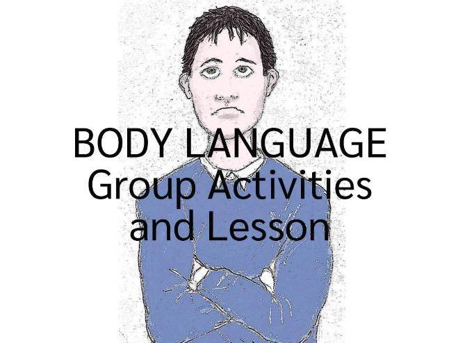 Read My Body Language (US)