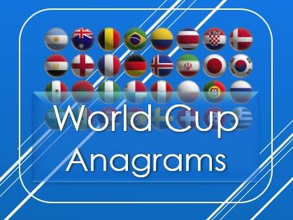 World Cup: World Cup Anagrams