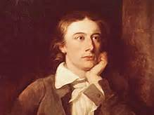 John Keats To –('Time's sea hath been five years at its ebb')