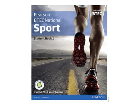 BTEC Sport Learning Checklist
