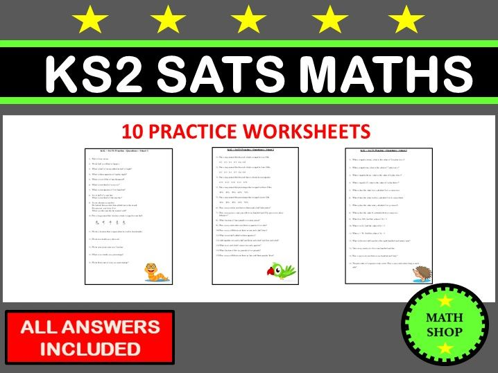 ks2 maths tests and revision year 6 sats tes. Black Bedroom Furniture Sets. Home Design Ideas