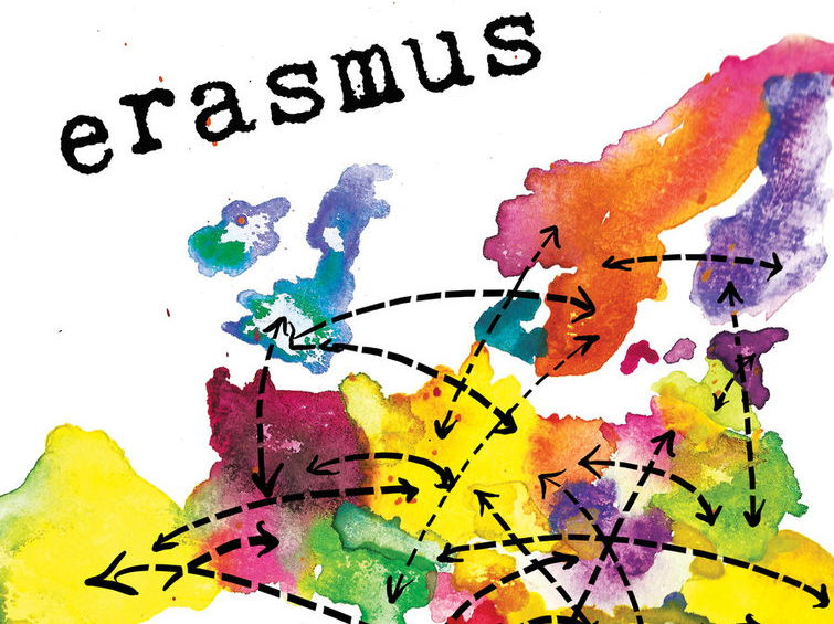 Erasmus (globalisation in the education)/ Erasmus