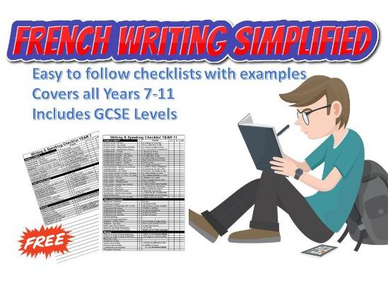 French Writing Simplified