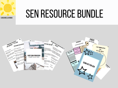 The SEN resource bundle