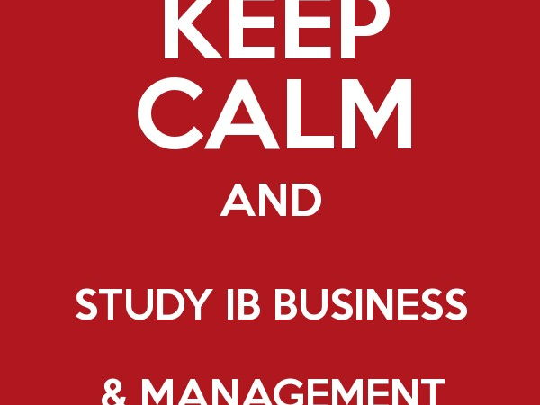 IB Business Management lessons Unit 1 Business Organisation and Environment