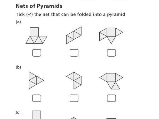 Nets of Pyramids