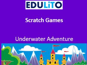 Scratch Games - Underwater Adventure