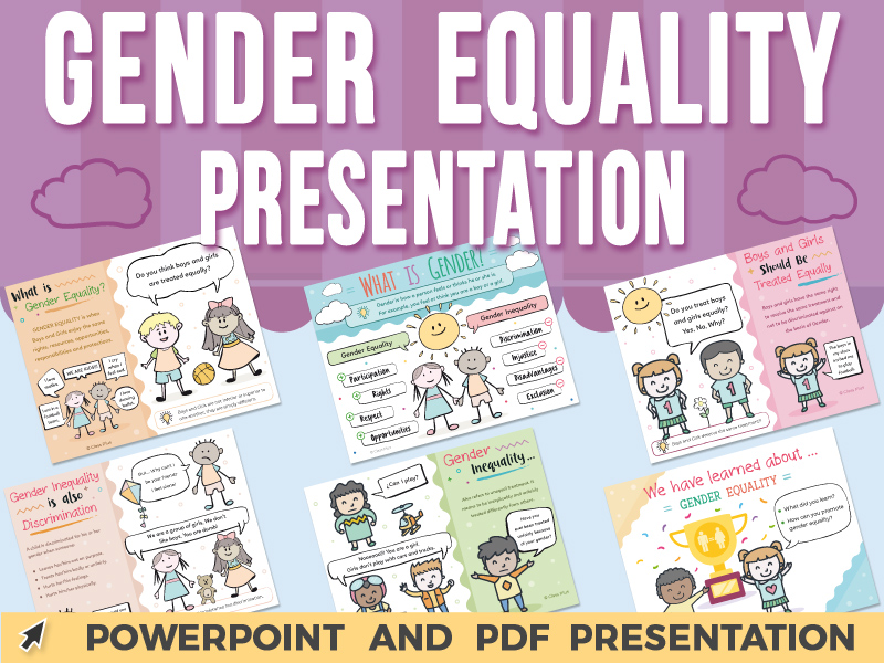 Gender Equality - PowerPoint Presentation