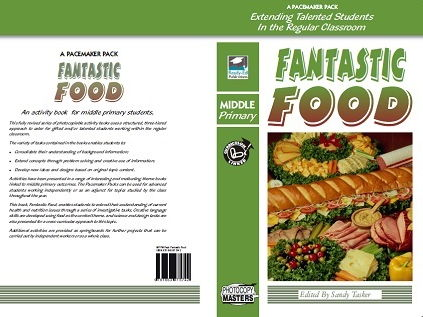 Pacemaker: Fantastic Food - For Middle Primary
