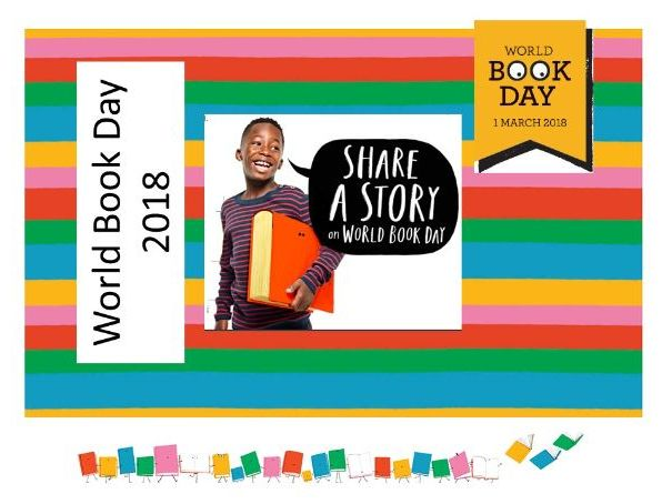 World Book Day 2018: Assembly