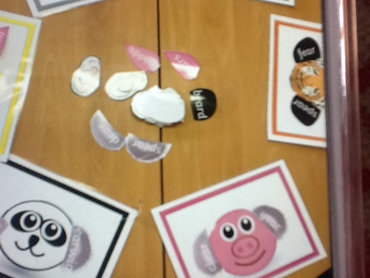 Hear with your ear ear phonics game Year 1 Phonic screen