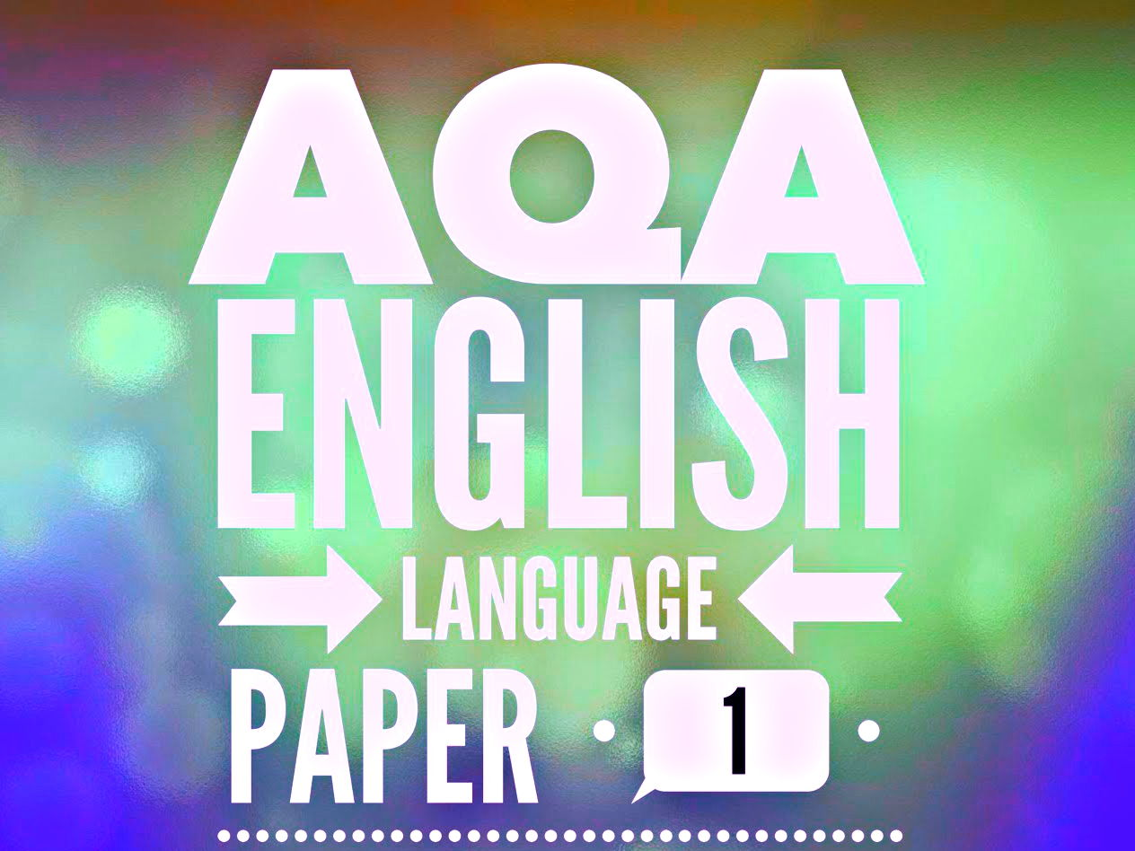 AQA GCSE English Language Paper 1: Reading & Writing SoW