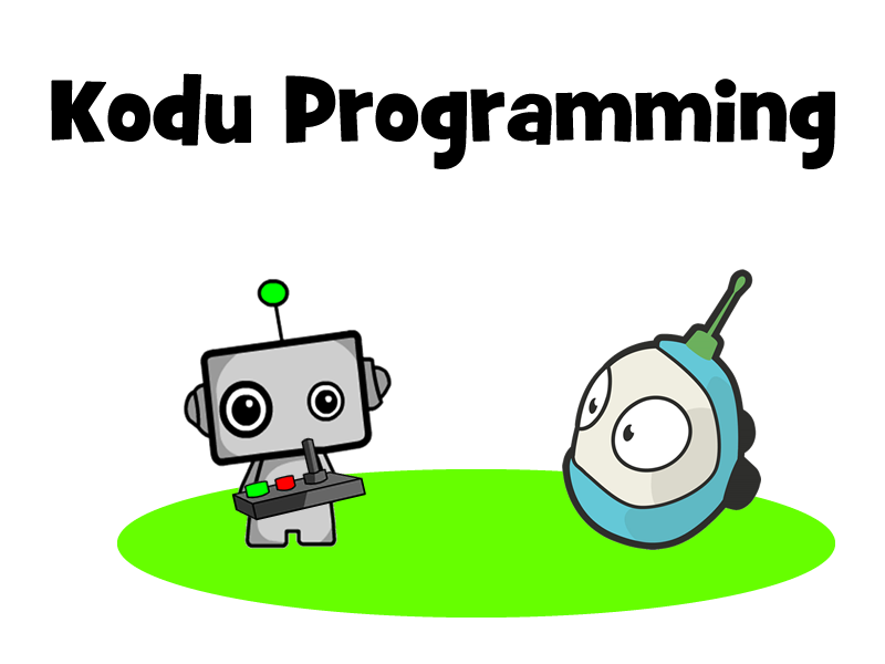 Kodu programming challenges