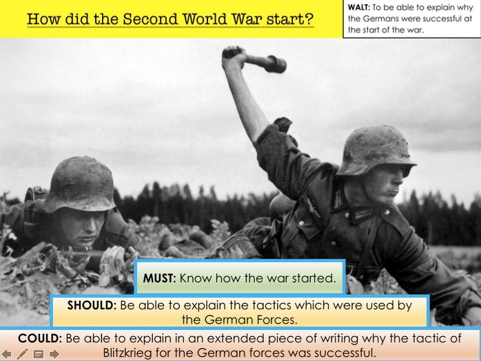 caused the Second World War Long Term Causes by willberriman ...
