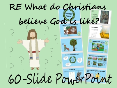 RE What do Christians believe God is like? (PowerPoint)