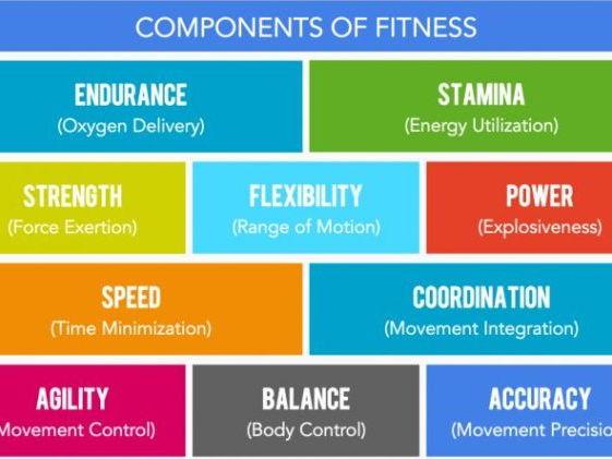 IGCSE PE (spec 2018) Health and Fitness
