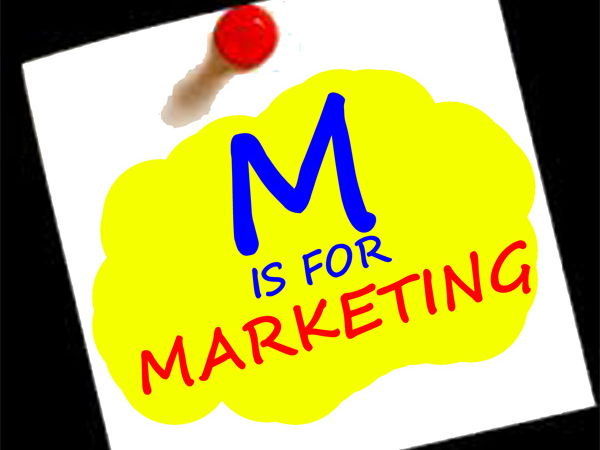 M is for MARKETING is 6 Books in 1~Comprehensive All Inclusive Guidebook Reading