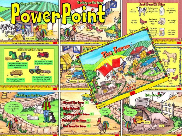 The Farm – PowerPoint