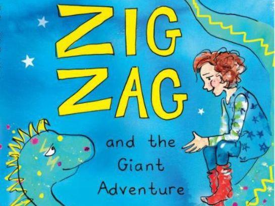 Zig Zag and the Giant Adventure Children's Book