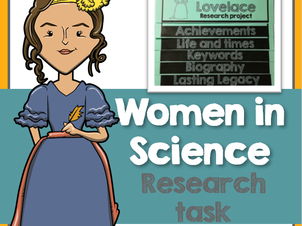 Women in Science Research Task - Ada Lovelace