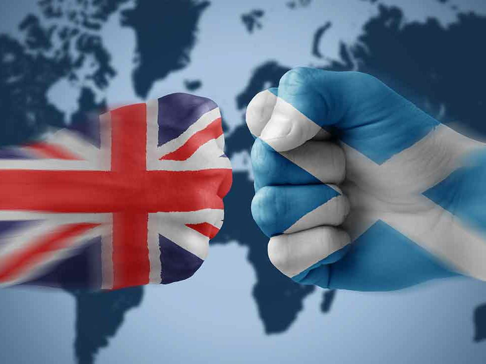 Great Analysis of Nicola Sturgeon's Rhetoric Style - Argue/Persuade - Language Analysis