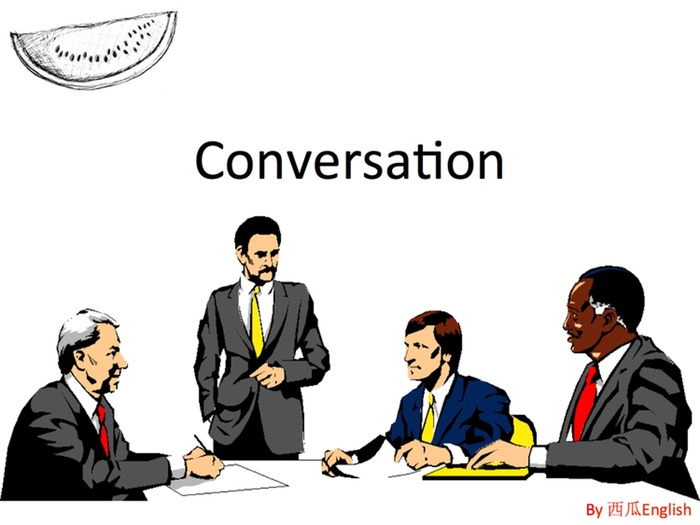 Art of Conversation ESL