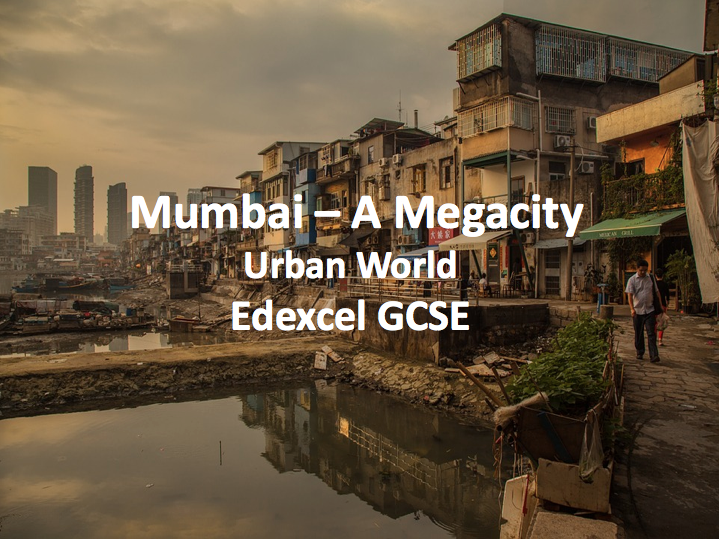 Mumbai - A Megacity
