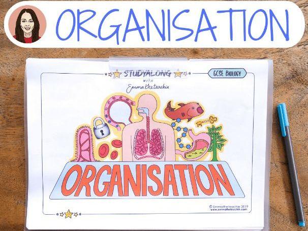 GCSE Biology Organisation Workbook