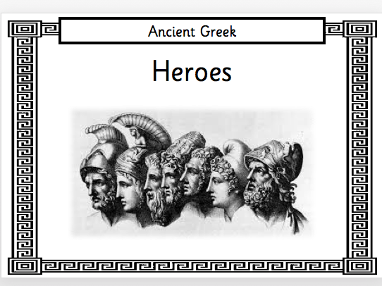 Ancient Greek Heroes