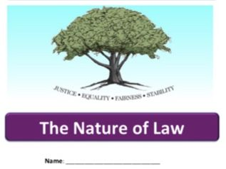 Nature of Law Notes
