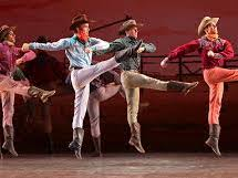 AQA Set work - Rodeo (Saturday Night at the Waltz).  Analysis of key musical features.