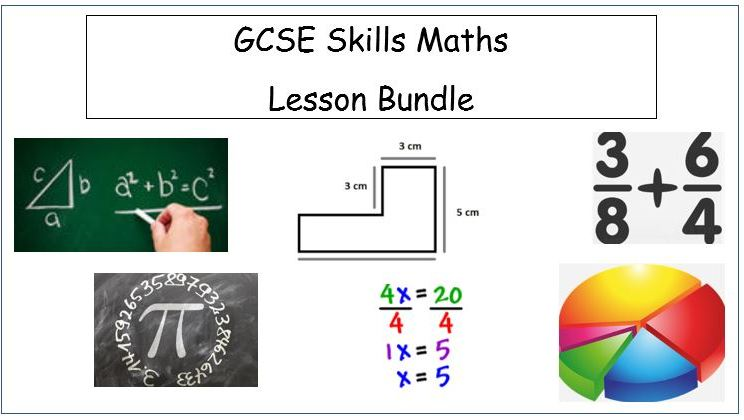 GCSE Maths Lessons