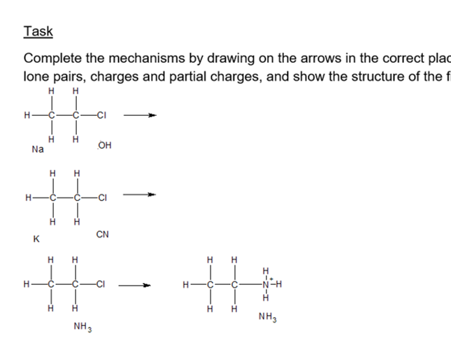 AQA Mechanisms Revision