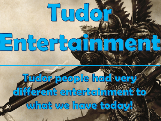 Tudor Entertainment