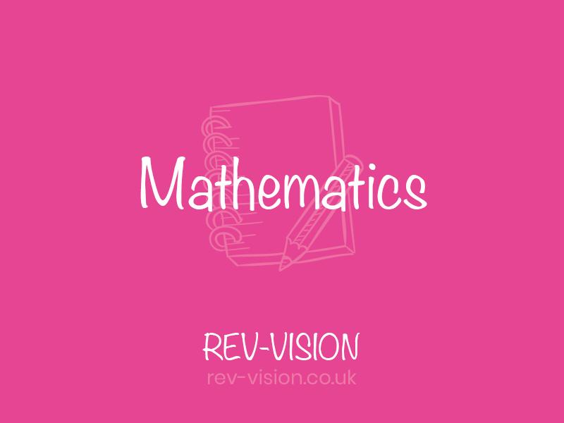 GCSE Histogram Maths Revision Hand made notes