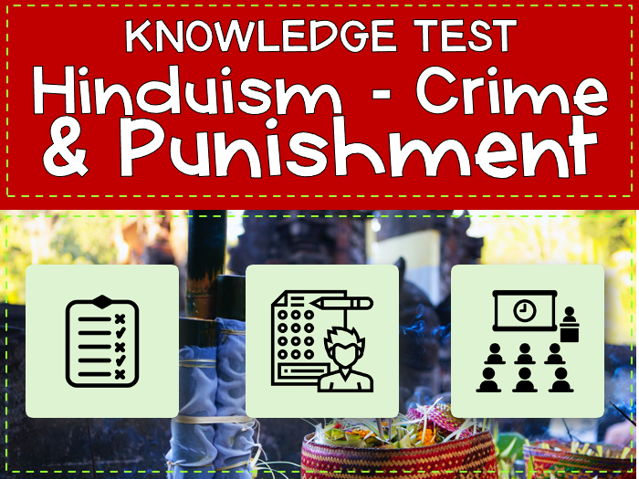 Hinduism Crime and Punishment