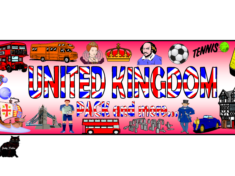 Flag of the UK Themed Pack