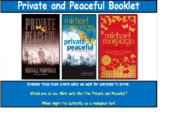 Private and Peaceful Bundle