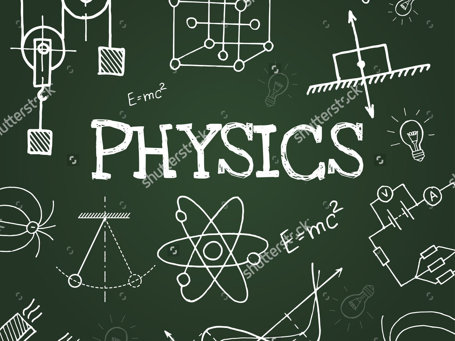 Total physics lesson pack