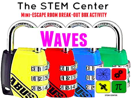 Waves Escape Room