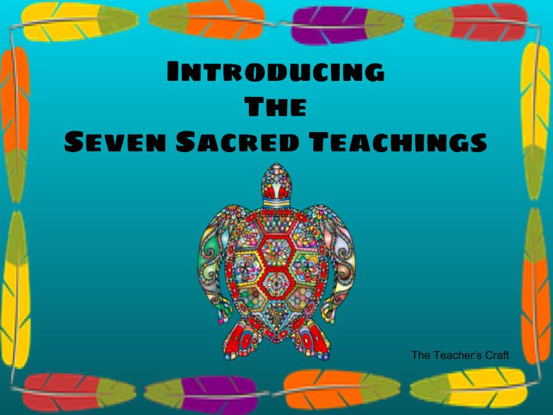 The Seven Sacred Teachings