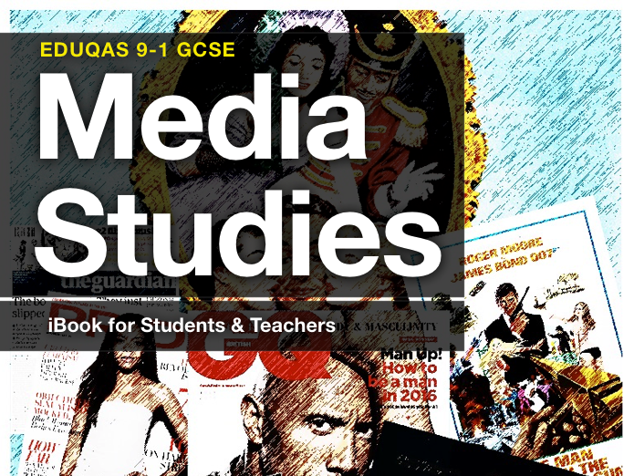 Eduqas 9-1 GCSE MEDIA STUDIES iBook - All lessons & Interactive Tasks for the whole Paper!