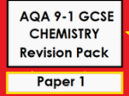 ALL OF GCSE CHEMISTRY (9-1) - PAPER 1