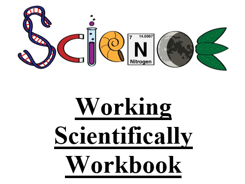 Working Scientifically Workbook