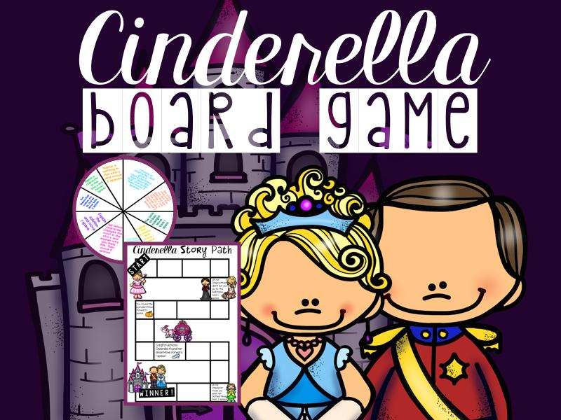 Cinderella: Board Game