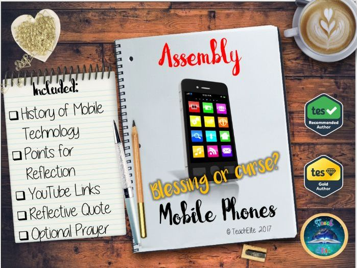 Assembly : Mobile Phones