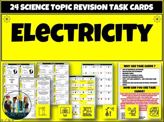 Electricity - Physics